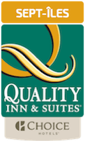 Logo du Quality Inn Sept-Îles